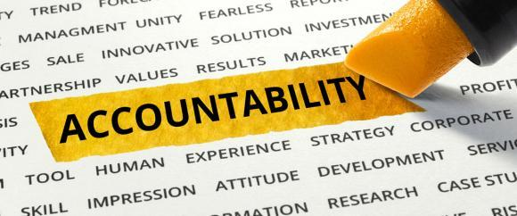 Accountability Matters